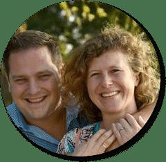 Albert & Michelle van der Heide Logo